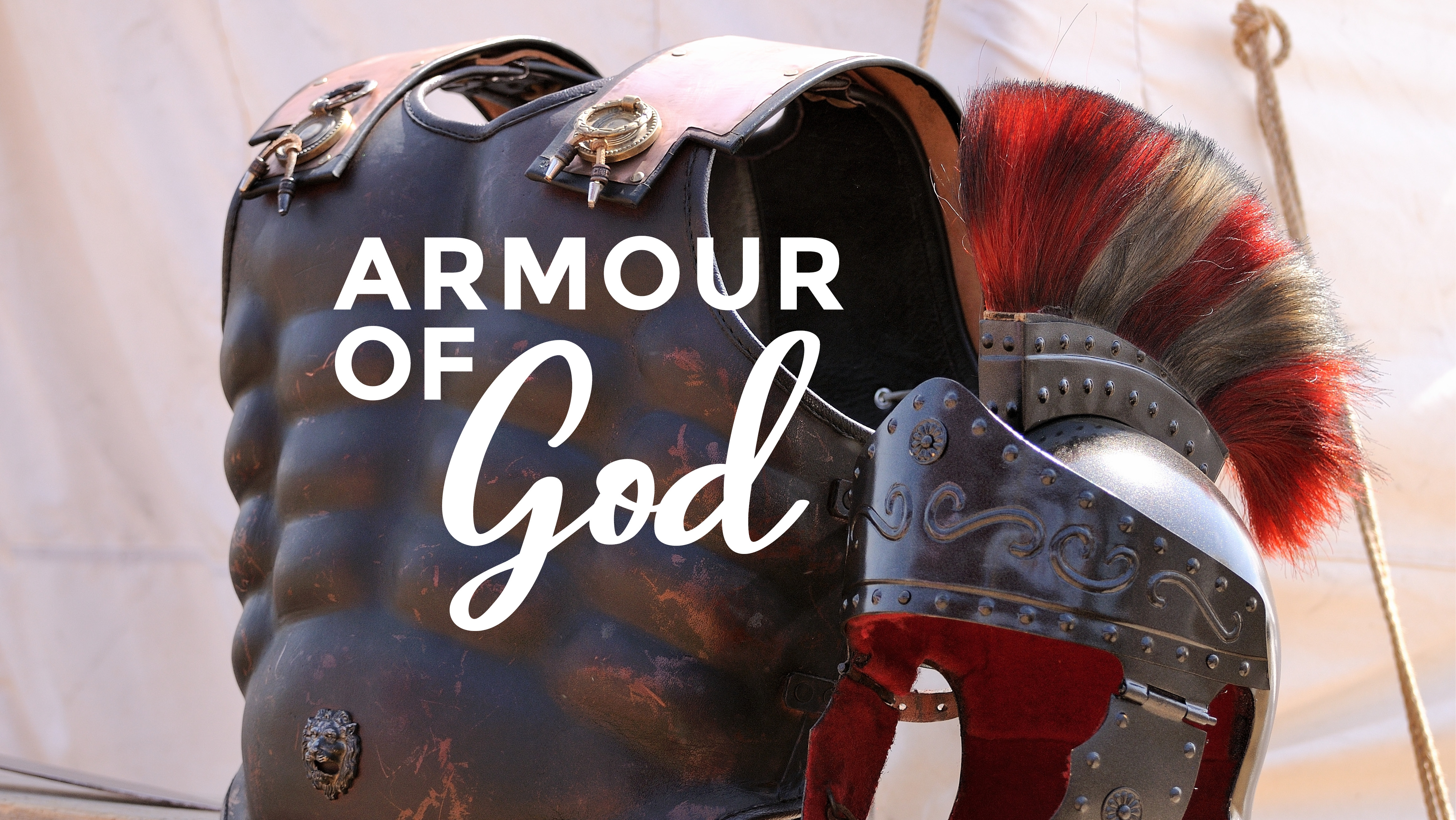 Part 3 : Shield of Faith & Helmet of Salvation