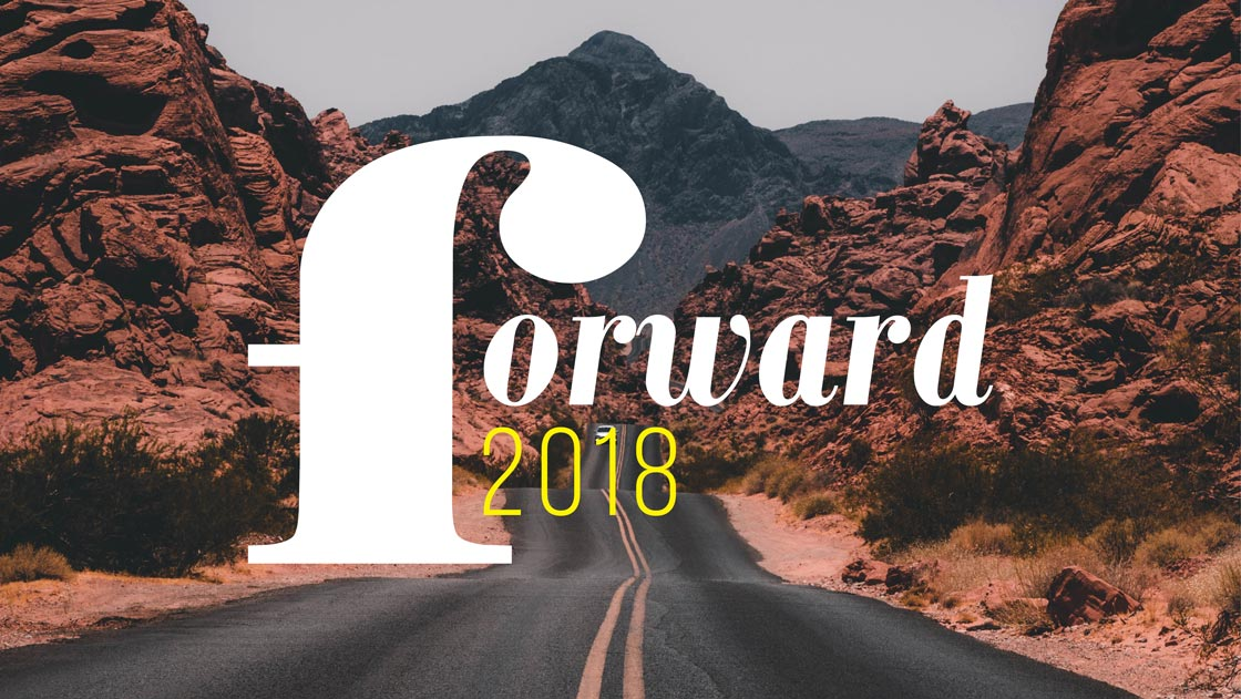 FORWARD2018: Running with Horses and Chasing the Lion