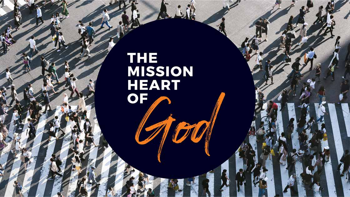 The Mission Heart of God